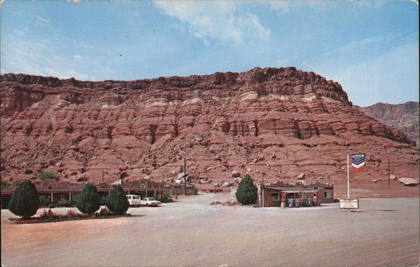 Cliff Dwellers Lodge, Marble Canyon Page Arizona