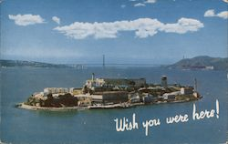Alcatraz: Wish You Were Here