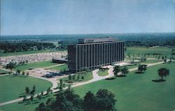 Ford Motor Company, Central Office Building Postcard