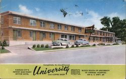 University Motel and Coffee Shop