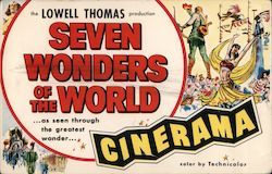 The Lowell Thomas Production, Seven Wonders of the World