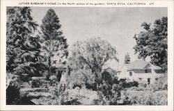 Luther Burbank's Home