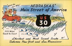 US 30: Nebraska's Main Street of America