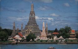 Wat Arun - Temple of Dawn Postcard