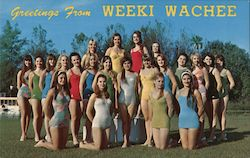 Greetings from Weeki Wachee