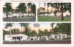 Thompson's Motel & Cottages