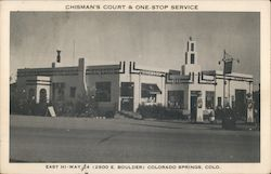 Chisman's COurt & One Stop Service