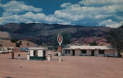 Hotel-Cafe, Jemez Mountains