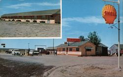 The Wagontire Motel