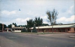 Conoco Motel, Cafe, Service Station