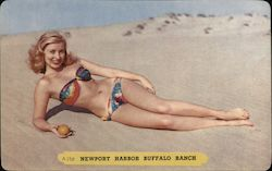 Newport Harbor Buffalo Ranch Bathing Beauty