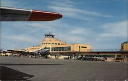 Midway Airport Postcard