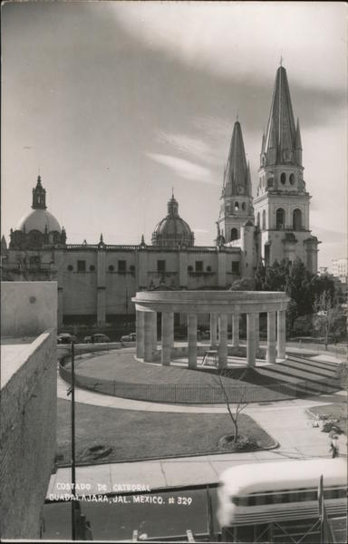 Cathedral of the Assumption of Our Lady Guadalajara Mexico