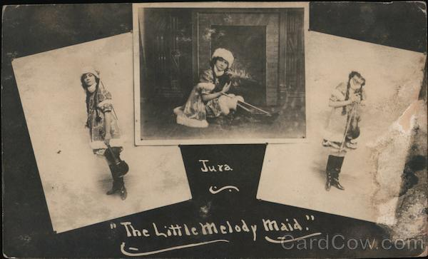 Jura, The Little Melody Maid Celebrities