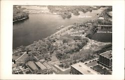 Aerial Photo of Riverside Park