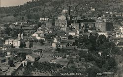 View of Taxco Postcard