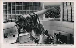 12 Inch Telescope at Griffith Observatory