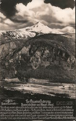 The Columbia Gateway, Bonneville Dam and Mount Hood