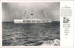 The S.S. Catalina