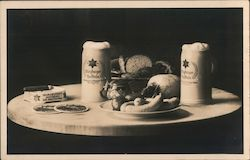 Wurzburger Hofbrau - Paul's Bavarian Tavern Postcard