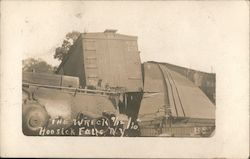 Train Wreck September 12, 1910