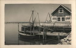 A Howard Johnson View of Cape Cod