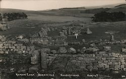 "Roman Camp ""Borcivicus"" Housesteads"