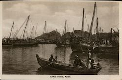 Arab Dhows