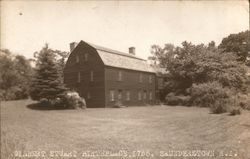 Gilbert Stuart Birthplace, 1755