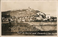 "Fort ""El Morro"" and Cementery"