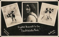 "Crystal Bennett & Co., ""The Athletic Girl"""