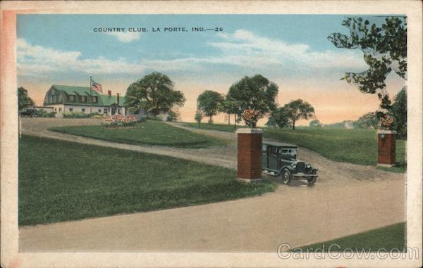 Country Club, La Porte, Ind. Indiana
