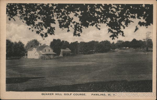 Quaker Hill Golf Course Pawling New York