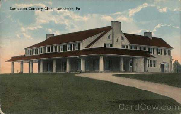 Lancaster Country Club Pennsylvania