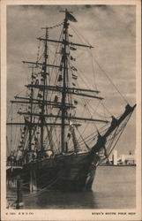 Byrd's South Pole Ship