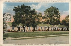 Lady Lafayette Tourists Cottages