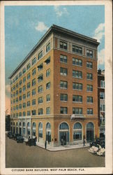 Citizens Bank Building Postcard