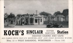 Koch's Sinclair Station