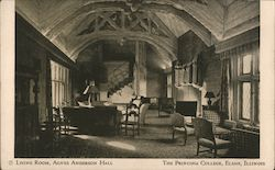 Living Room, Agnes Anderson Hall, The Principia College