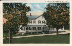 View of Laurel Inn, Minnewaska
