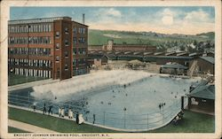 Endicott Johnson Swimming Pool