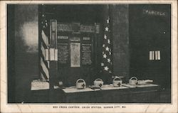 Red Cross Canteen - Union Station