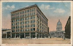 Mill's Building Postcard