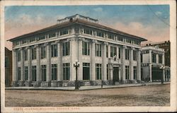 State Journal Building Postcard