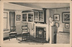 The Library, Dove Cottage, William Wordsworth