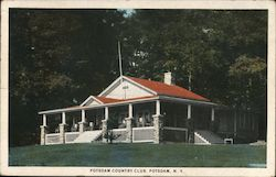 Potsdam Country Club Postcard