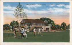 Sea Island Golf Club House