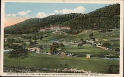 Grove Park Inn and Asheville Country Club's Eighteen Hole Golf Course, Asheville, N.C.