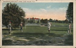 Mountain Lake Golf Links