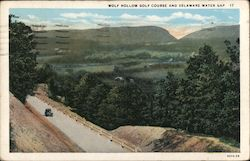 Wolf Hollow Golf Course an Delaware Water Gap